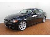 2008 Black Sapphire Metallic BMW 3 Series 335i Sedan #68664621