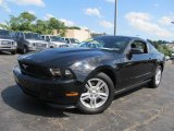 2011 Ebony Black Ford Mustang V6 Coupe #68664619