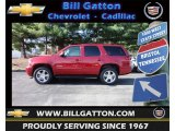 2013 Crystal Red Tintcoat Chevrolet Tahoe LT 4x4 #68665028