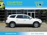 2008 White Opal Buick Enclave CXL #68664615