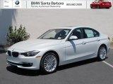 2012 Mineral White Metallic BMW 3 Series 328i Sedan #68664601