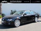 2013 Brilliant Black Audi A4 2.0T Sedan #68664599