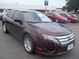 2012 Bordeaux Reserve Metallic Ford Fusion S #68664598