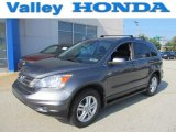2011 Polished Metal Metallic Honda CR-V EX-L 4WD #68664556