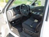 2013 Chevrolet Silverado 1500 Work Truck Regular Cab Dark Titanium Interior