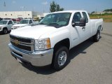 2013 Chevrolet Silverado 2500HD Work Truck Extended Cab Data, Info and Specs