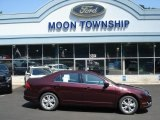 2012 Bordeaux Reserve Metallic Ford Fusion SE #68664735