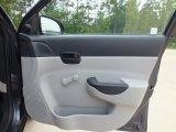 2009 Hyundai Accent GLS 4 Door Door Panel