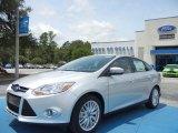 2012 Ingot Silver Metallic Ford Focus SEL Sedan #68707429