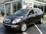 2009 Carbon Black Metallic Buick Enclave CXL #68707418