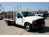 2007 Ford F350 Super Duty XL Regular Cab Dually Stake Truck Data, Info and Specs