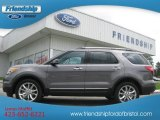 2013 Sterling Gray Metallic Ford Explorer Limited 4WD #68707371