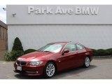 2012 Vermilion Red Metallic BMW 3 Series 328i Coupe #68707354