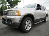 2003 Ford Explorer Silver Birch Metallic