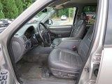 2003 Ford Explorer XLT Graphite Grey Interior