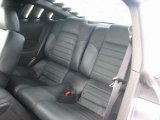 2007 Ford Mustang ROUSH Stage 3 Coupe Rear Seat