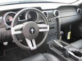 2007 Ford Mustang ROUSH Stage 3 Coupe Dashboard