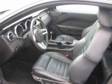 2007 Ford Mustang ROUSH Stage 3 Coupe Dark Charcoal Interior