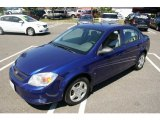 2007 Laser Blue Metallic Chevrolet Cobalt LS Sedan #68707623