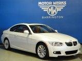 2012 Mineral White Metallic BMW 3 Series 328i xDrive Coupe #68707262