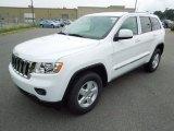 2013 Jeep Grand Cherokee Bright White