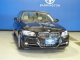 2011 Black Sapphire Metallic BMW 3 Series 335i xDrive Sedan #68707260