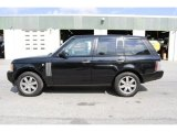 2007 Java Black Pearl Land Rover Range Rover HSE #68707256