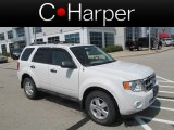 2009 White Suede Ford Escape XLT 4WD #68707242