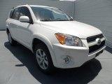 2012 Blizzard White Pearl Toyota RAV4 Limited #68707597
