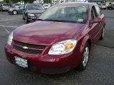 2007 Sport Red Tint Coat Chevrolet Cobalt LT Sedan #68707224