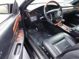 2002 Cadillac Eldorado Interiors