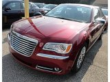 2012 Deep Cherry Red Crystal Pearl Chrysler 300 Limited #68707794