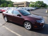 2012 Bordeaux Reserve Metallic Ford Fusion SE V6 #68771939