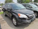 2009 Crystal Black Pearl Honda CR-V EX 4WD #68772524