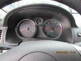 2010 Chevrolet Cobalt LT Sedan Gauges
