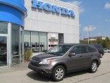 2009 Urban Titanium Metallic Honda CR-V EX-L 4WD #68771911