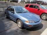 1999 Medium Opal Blue Metallic Chevrolet Cavalier Sedan #68772481