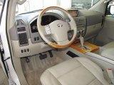 2004 Infiniti QX Interiors