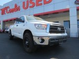 2011 Super White Toyota Tundra SR5 Double Cab #68771839