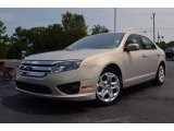 2010 Ford Fusion Smokestone Metallic