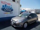 2012 Sterling Grey Metallic Ford Focus SE 5-Door #68771822