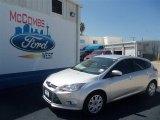 2012 Ingot Silver Metallic Ford Focus SE 5-Door #68771817