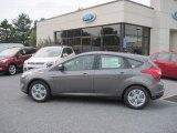 2012 Sterling Grey Metallic Ford Focus SE Sport 5-Door #68772124