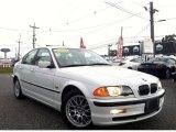 2000 Alpine White BMW 3 Series 328i Sedan #68772334