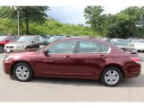 2011 Basque Red Pearl Honda Accord LX-P Sedan #68772316