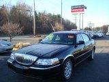 2008 Black Lincoln Town Car Signature Limited #6875332