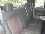 2008 Ford F150 FX2 Sport SuperCab Rear Seat
