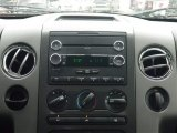 2008 Ford F150 FX2 Sport SuperCab Audio System