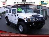 2003 White Hummer H2 SUV #68772270
