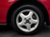 Kia Spectra 2001 Wheels and Tires